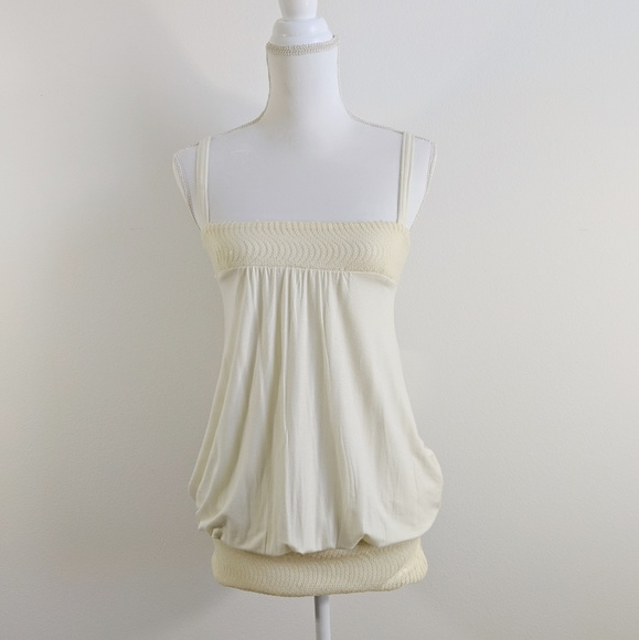 Vertigo Paris Dresses & Skirts - Vertigo Paris Vanilla Sequin Mini Dress